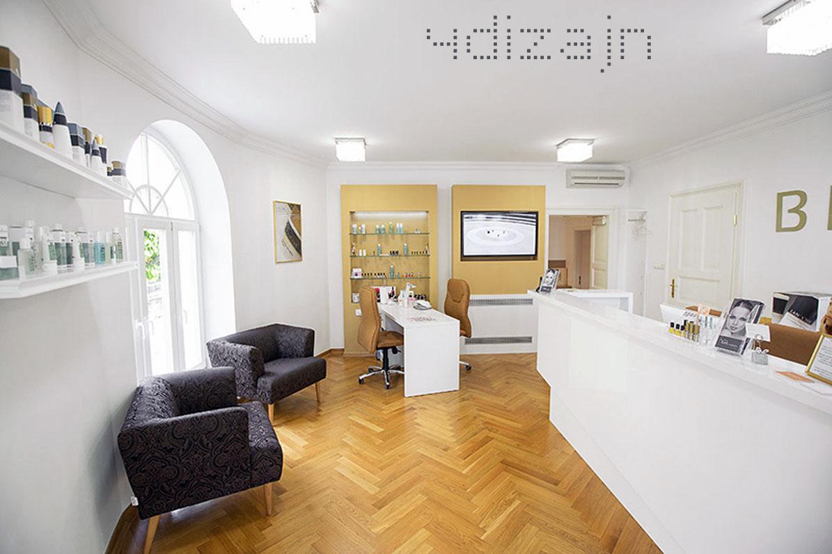 Prenova kozmetičnega salona