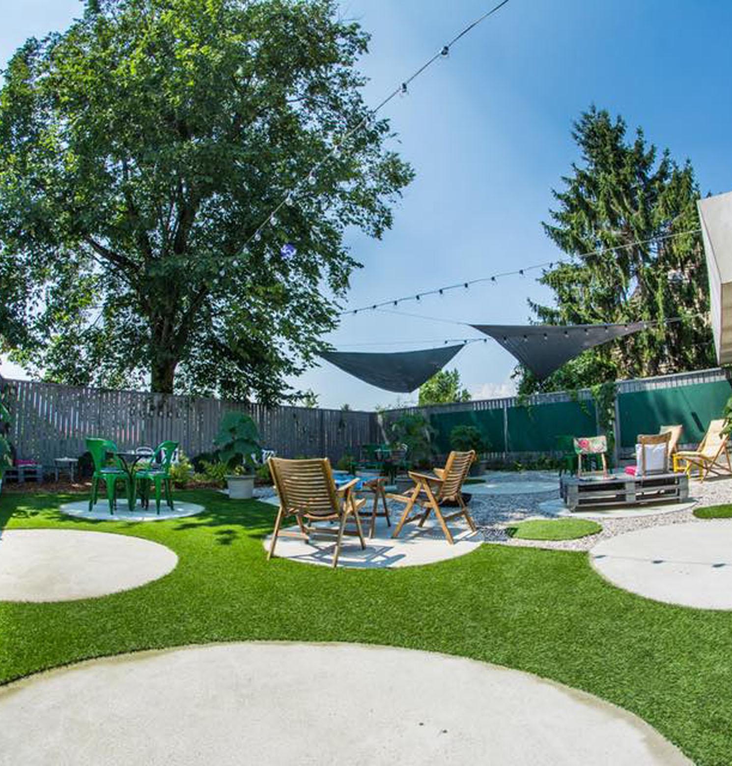 Prenova terase okolice