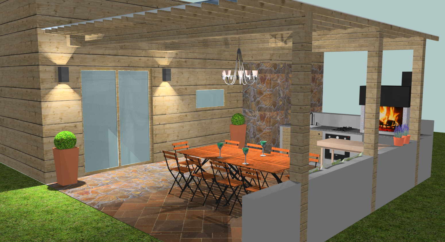 Prenova terase