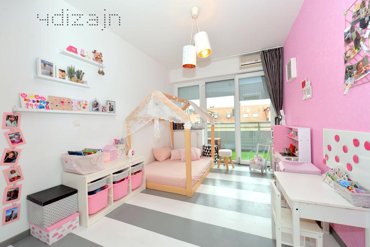 Prenova mladinske sobe